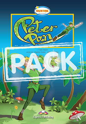 Peter Pan - Reader (+ Audio CDs, DVD Video PAL/NTSC & Cross-platform Application)