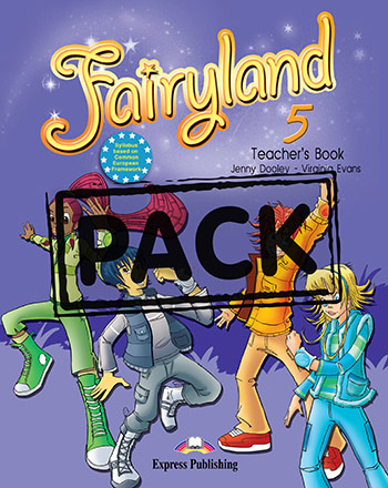 Fairyland 5 - Teacher's Book (interleaved with Posters)