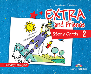 Extra and Friends 2 Primary 1st Cycle - Story Cards
