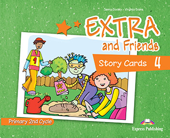 Extra and Friends 4 Primary 2nd Cycle - Story Cards