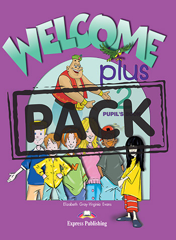 Welcome Plus 2  - Pupil's Book (+ DVD Video NTSC)