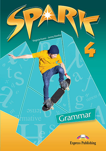 Spark 4 (Monstertrackers) - Grammar Book (EN)