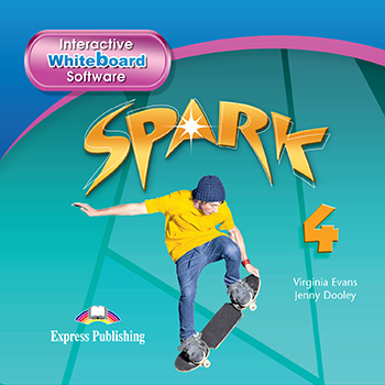 Spark 4 - Interactive Whiteboard Software