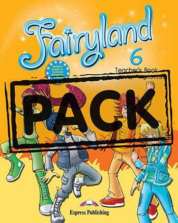 Fairyland 6 - Teacher's Book (interleaved with Posters)