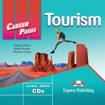 Career Paths: Tourism - Audio CDs (Set of 2)