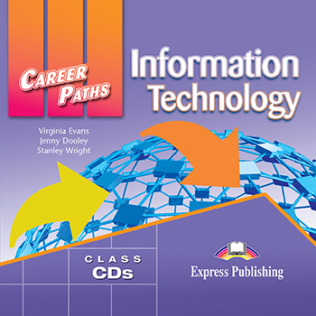 Career Paths: Information Technology - Audio CDs (Set of 2)