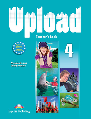 Upload 4 - Teacher's Book