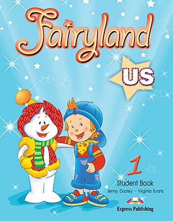 Fairyland 1 US - Student Book