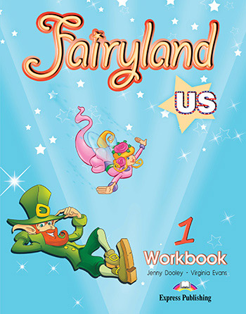 Fairyland 1 US - Workbook