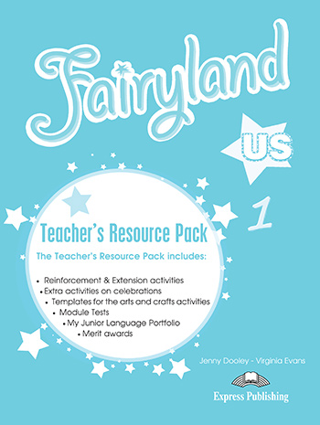 Fairyland 1 US - Teacher's Resource Pack