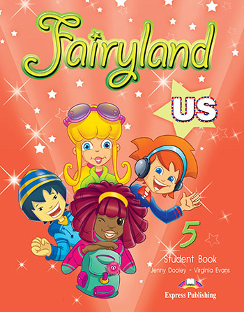 Fairyland 5 US - Student Book