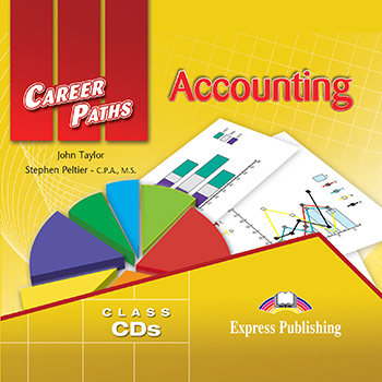 Career Paths: Accounting - Audio CDs (Set of 2)