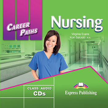Career Paths: Nursing - Audio CDs (Set of 2)