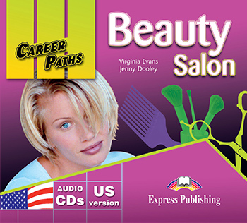 Career Paths: Beauty Salon - Audio CDs (set of 2)