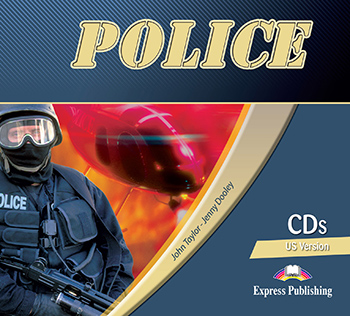 Career Paths: Police - Audio CDs (Set of 2)