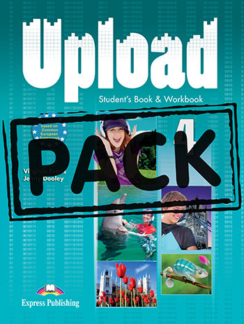 Upload 4 - Student's Book & Workbook (+ ieBook)