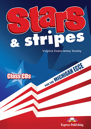 Stars & Stripes for the Michigan ECCE - Class Audio CDs (set of 3)