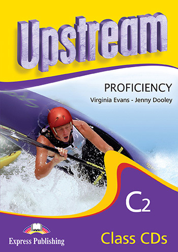 Upstream Proficiency C2 (2nd Edition) - Class Audio CDs (set of 6)