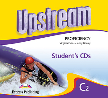 Upstream Proficiency C2 (2nd Edition) - Student's Audio CDs (set of 2)