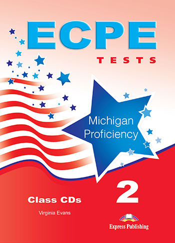 ECPE Tests Michigan Proficiency 2 - Class Audio CDs (set of 4)