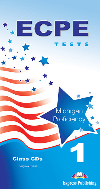 ECPE Tests Michigan Proficiency 1 - Class Audio CDs (set of 5)