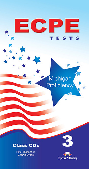 ECPE Tests Michigan Proficiency 3 - Class Audio CDs (set of 5)