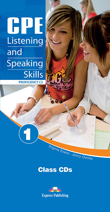 CPE Listening & Speaking Skills 1 - Class Audio CDs (set of 6)