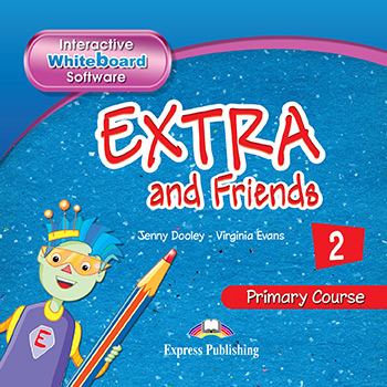 Extra and Friends 2 Primary Course - Interactive Whiteboard Software