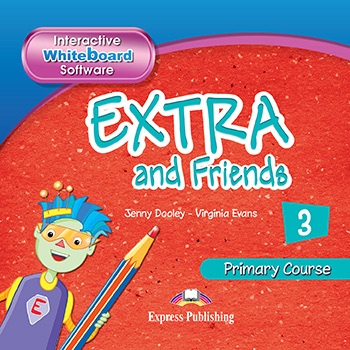 Extra and Friends 3 Primary Course - Interactive Whiteboard Software