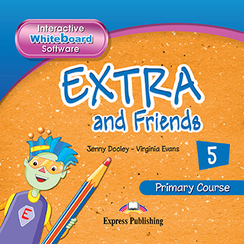 Extra and Friends 5 Primary Course - Interactive Whiteboard Software