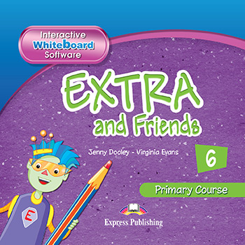 Extra and Friends 6 Primary Course - Interactive Whiteboard Software