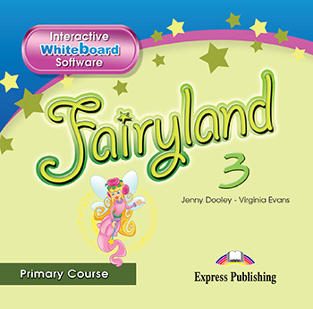 Fairyland 3 Primary Course - Interactive Whiteboard Software