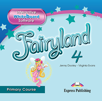 Fairyland 4 Primary Course - Interactive Whiteboard Software