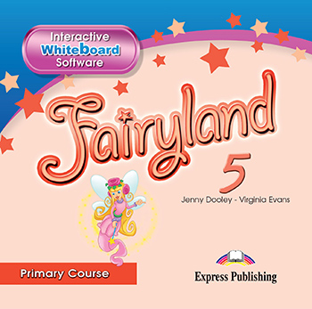 Fairyland 5 Primary Course - Interactive Whiteboard Software
