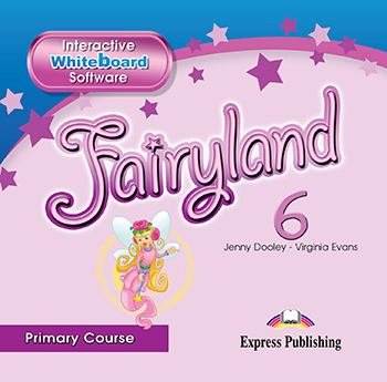 Fairyland 6 Primary Course - Interactive Whiteboard Software