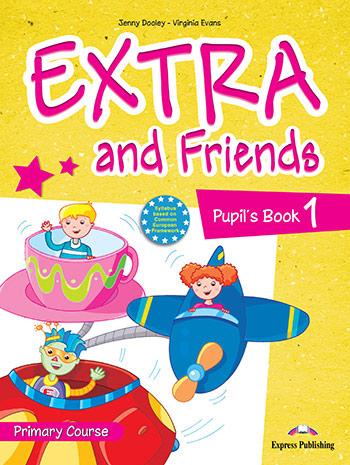 Extra and Friends 1 Primary Course - Pupil's Book
