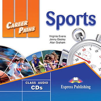 Career Paths: Sports - Audio CDs (Set of 2)
