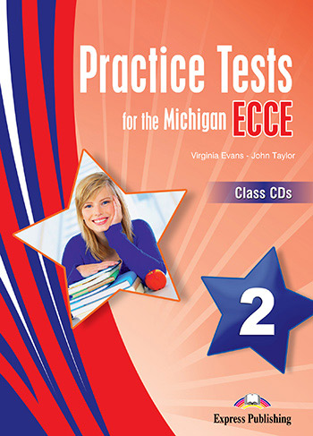 Practice Tests for the Michigan ECCE 2 - Class Audio CDs (set of 3)