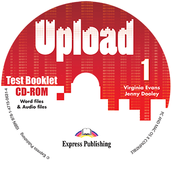 Upload 1 - Test Booklet CD-ROM