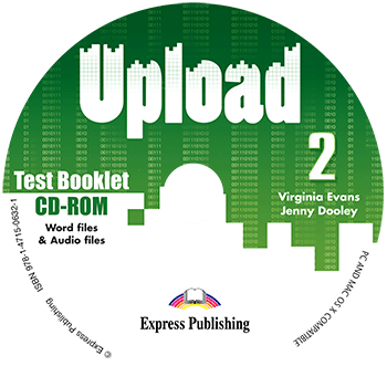 Upload 2 - Test Booklet CD-ROM