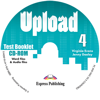 Upload 4 - Test Booklet CD-ROM