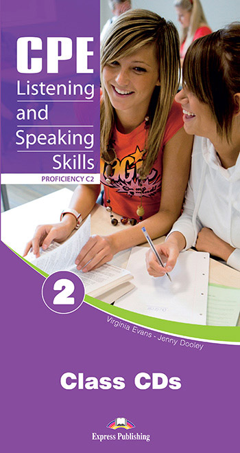CPE Listening & Speaking Skills 2 - Class Audio CDs (set of 6)