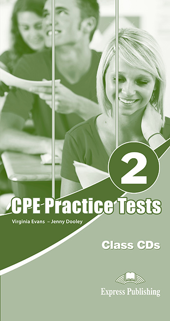 CPE Practice Tests 2 - Class Audio CDs (set of 6)