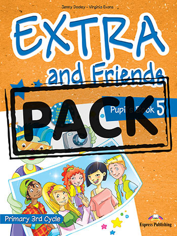 Extra and Friends 5 Primary Course - Pupil's Book (+ ieBook)