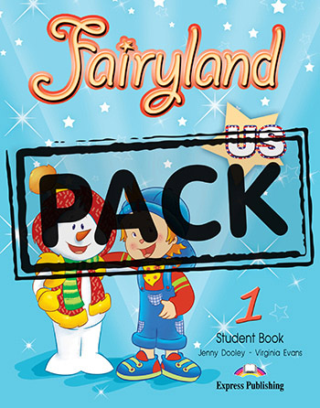 Fairyland 1 US - Student Book (+ ieBook)