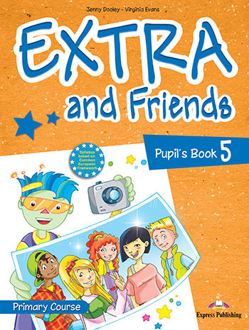 Extra and Friends 5 Primary Course - Pupil's Book
