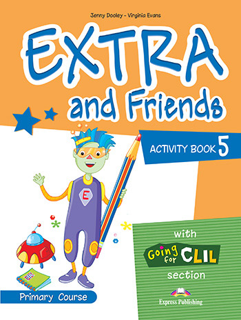 Extra and Friends 5 Primary Course - Activity Book