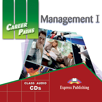 Career Paths: Management 1 - Audio CDs (Set of 2)