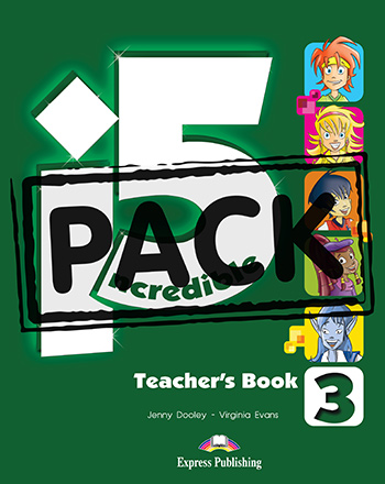 Incredible 5 3 - Teacher's Pack