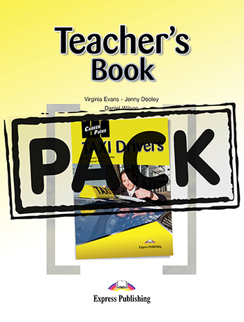 Career Paths: TAXI Drivers - Teacher's Pack